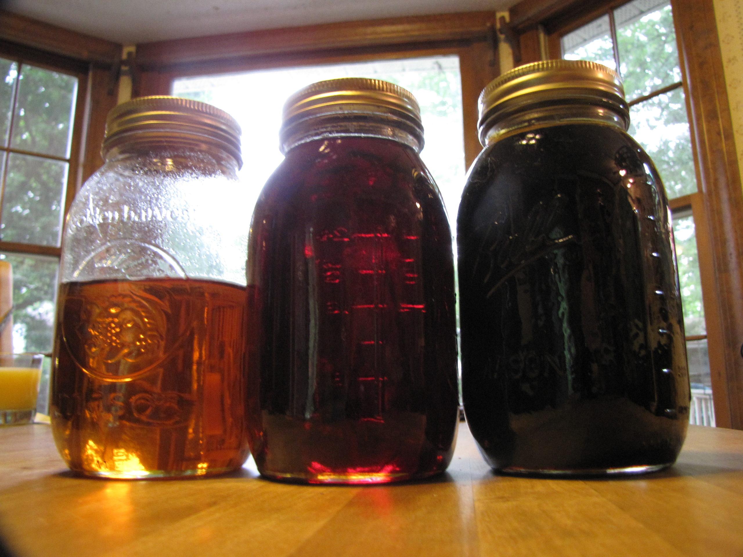 Drei Farben Brewers Invert